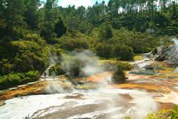 Orakei-Korako Geothermal Wonderland