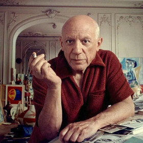 All you need to know about Picasso's blue and rose periods