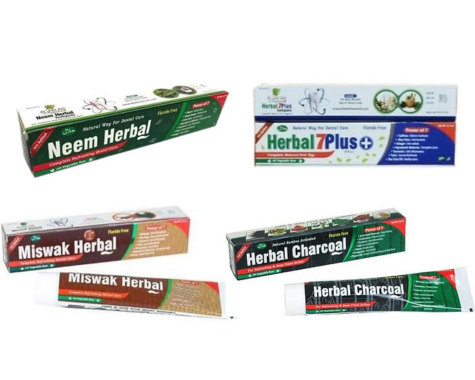 Herbal Toothpaste by Al-Falah *Fluoride Free*
