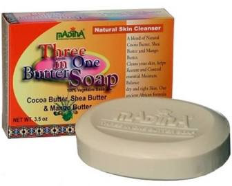 Madina Three in One Butter Soap