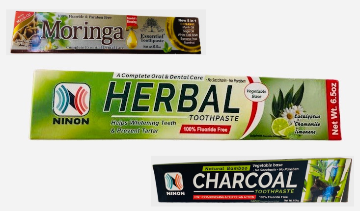 Ninon Herbal Toothpastes