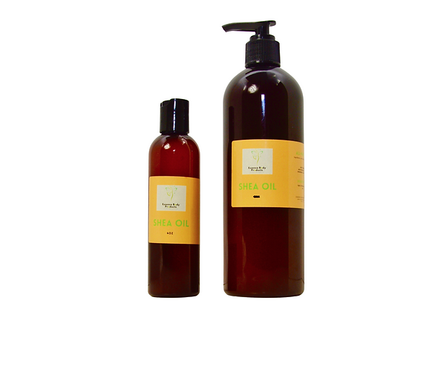 100% All Natural Shea Butter Oil  ***15 Scents Available!***
