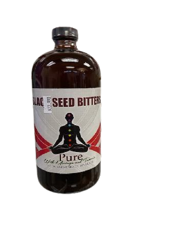 Black Seed Bitters w/ Moringa & Turmeric