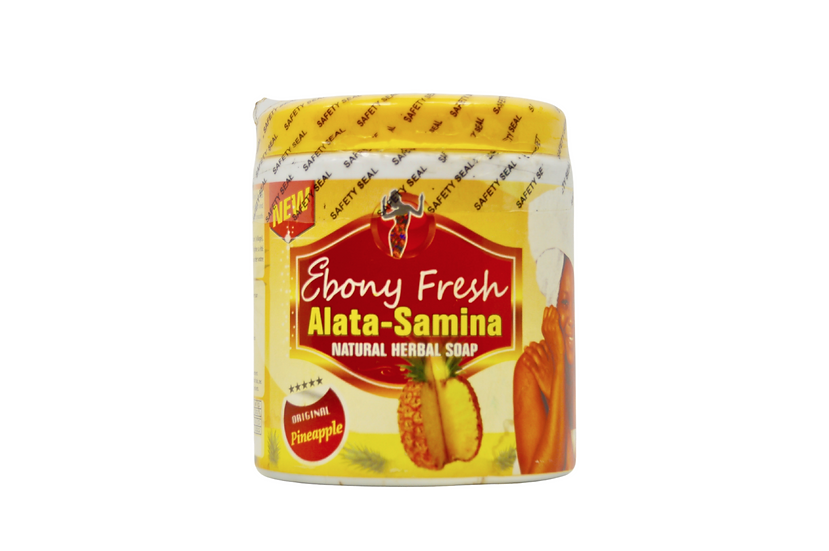 Ebony Fresh Pineapple Scented Alata Samina Soap