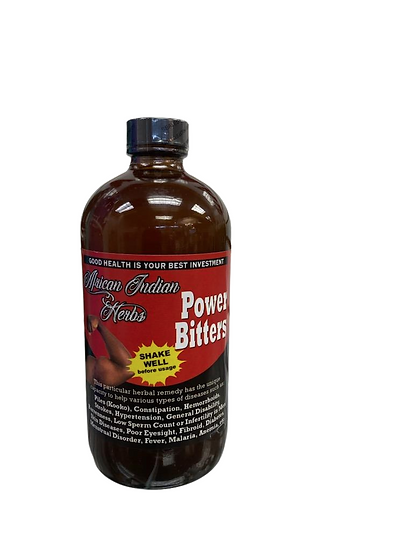 African Indian Herbs (AIH) Bitters