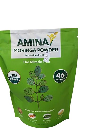 Amina Moringa Powder