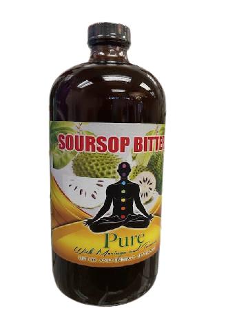 Detox & Energy Soursop Bitters