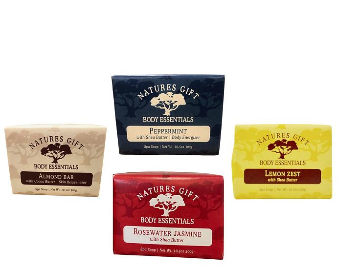 NATURE'S GIFT Body Essentials Soap