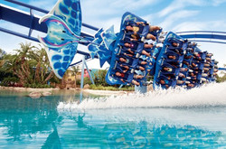 Seaworld Rollercoaster 2019