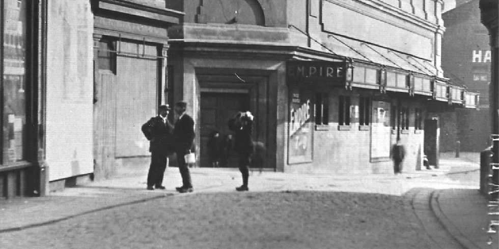 An Introduction to The Burnley Empire Theatre