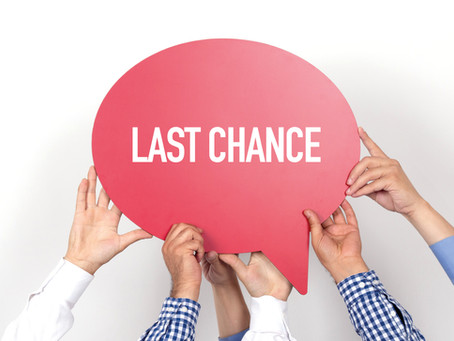 Don't Miss Your Last Chance for Free Responsible Vendor Training.