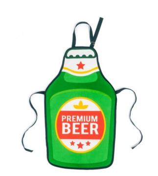 Tablier bière