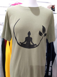 Tee shirt Zen