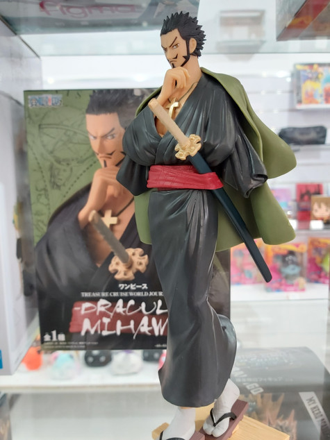 Figurine animé One piece Dracule