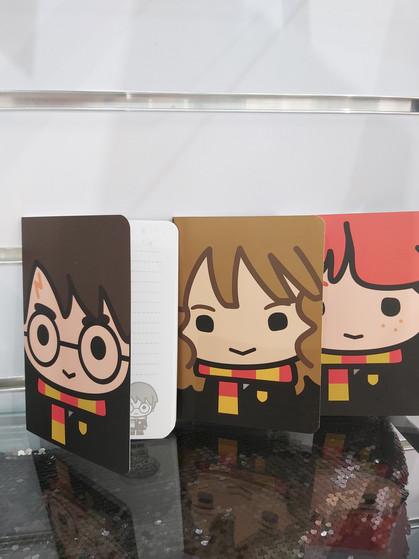Carnet Harry Potter