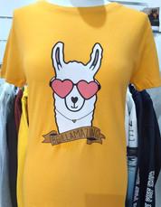 Tee shirt Lama