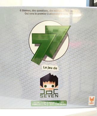 Jeu de société 77 Doc Seven