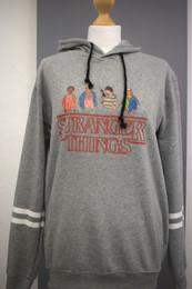 Sweatshirt Stranger Things gris