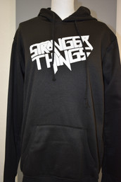 Sweatshirt Stranger things noir