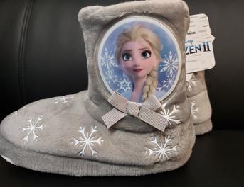Chaussons La Reine des Neiges
