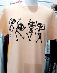 Tee shirt Squelette