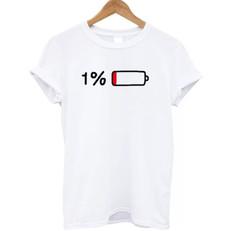 Tee shirt batterie