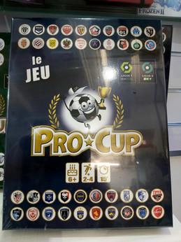 Jeux de société PRO CUP Foot
