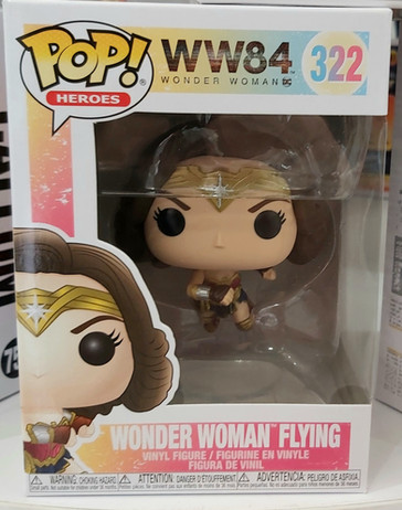 Pop Wonder woman