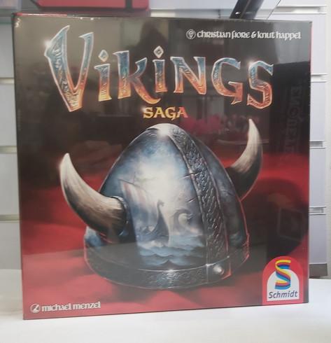 Jeu de société Vikings