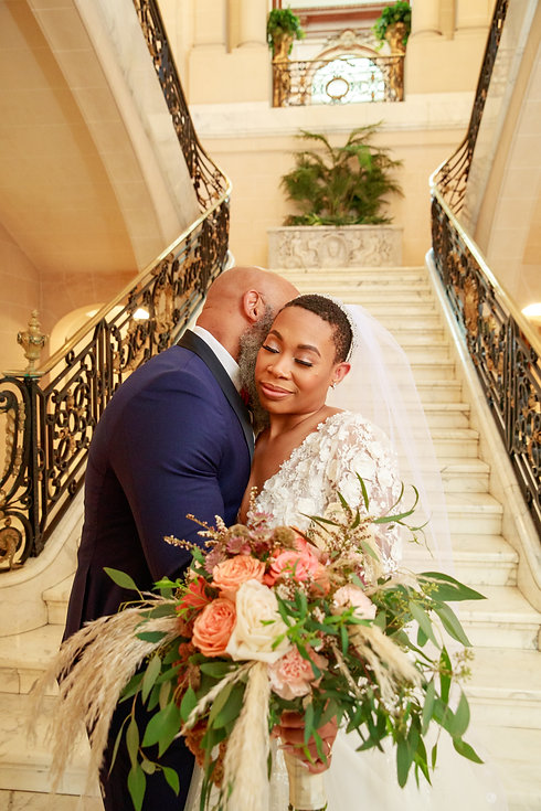 Daddy's Little Girl Wedding Inspiration at The Perry Belmont House, Washington DC