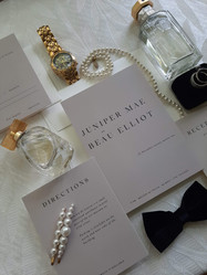 Grace and Virtue Events - Bowtie & Pearls