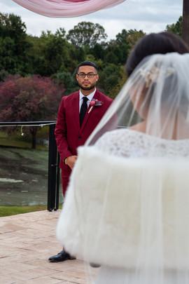 Silo Falls Romantic Fall Wedding Inspo