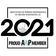 Association Of Wedding Professionals Of Greater Washington DC Member Logo