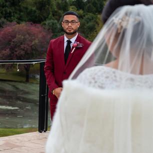 silo falls romantic fall wedding inspira