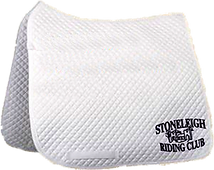 Stoneleigh Riding Club Saddle Cloth