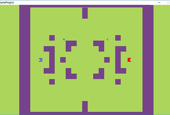 In-game Screenshot of level 3