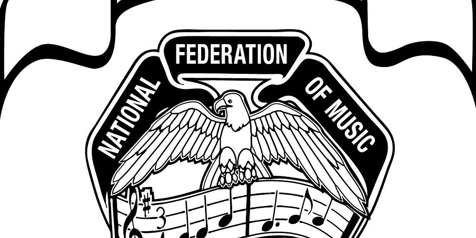 National Federation of Music Clubs GOLD CUP