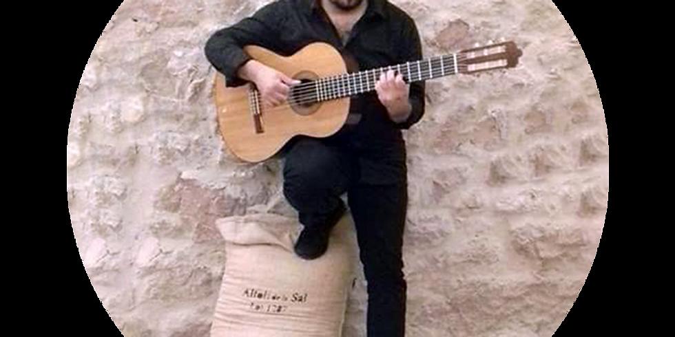 Maurizio Agró, guitar