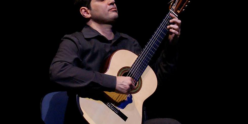 Kurt Martinez, guitar