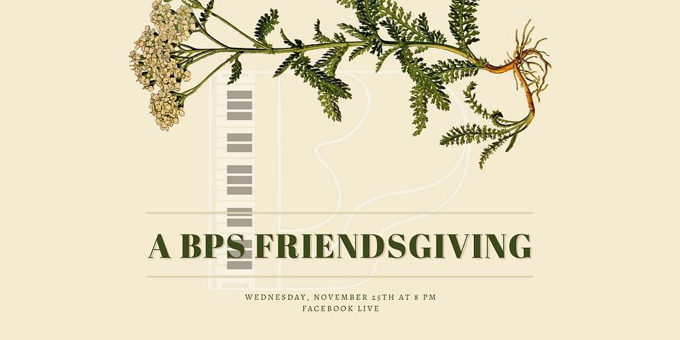 A BPS Friendsgiving