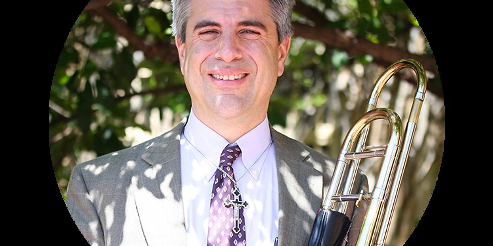 Jim Decker, trombone
