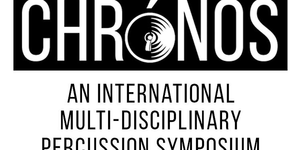CHRÓNOS Percussion Symposium