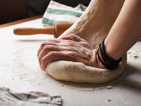 Was hat Brot backen mit schreiben zu tun?