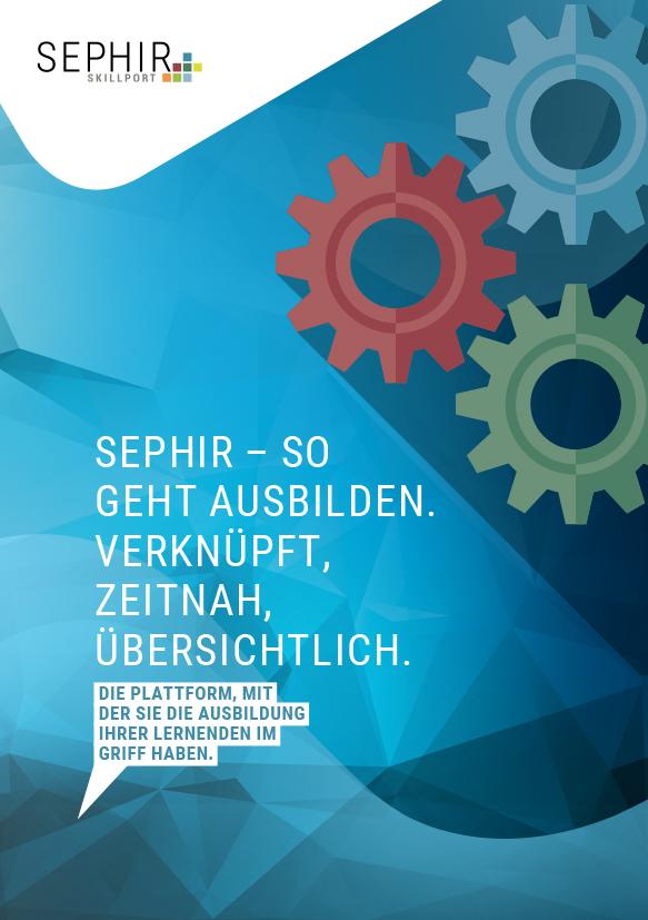 Infoflyer SEPHIR