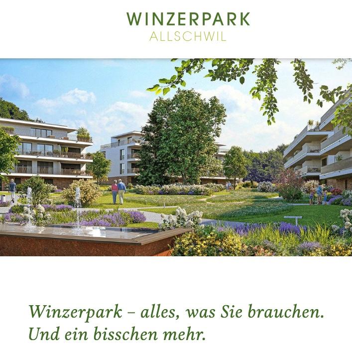 Winzerpark Allschwil