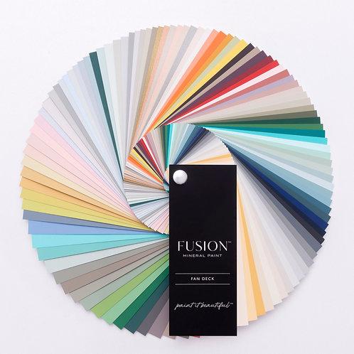Fusion Colour Fan Deck