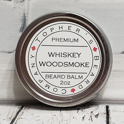 Whiskey and Woodsmoke - Beard Balm