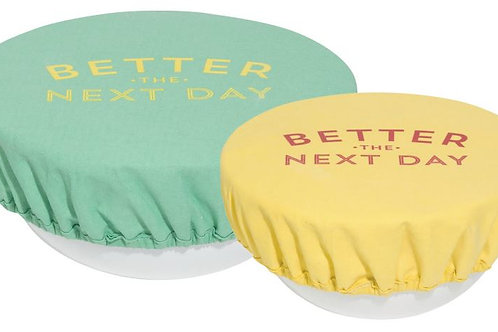 Better The Next Day Save It Bowl Covers Set of 2