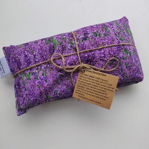 Lavender neck Pillow