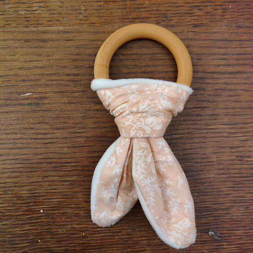 Wooden / Fabric Teether